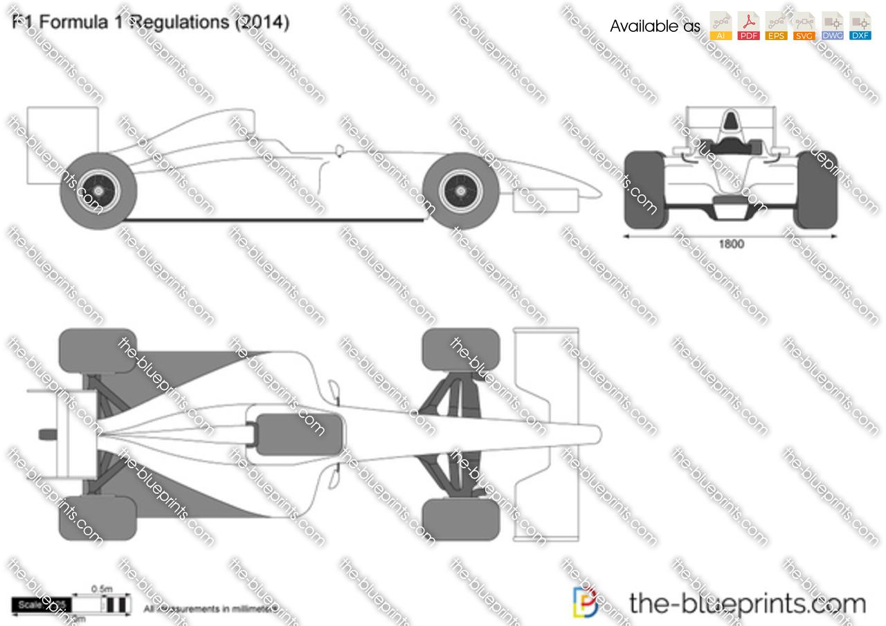 F1 Formula 1 Regulations