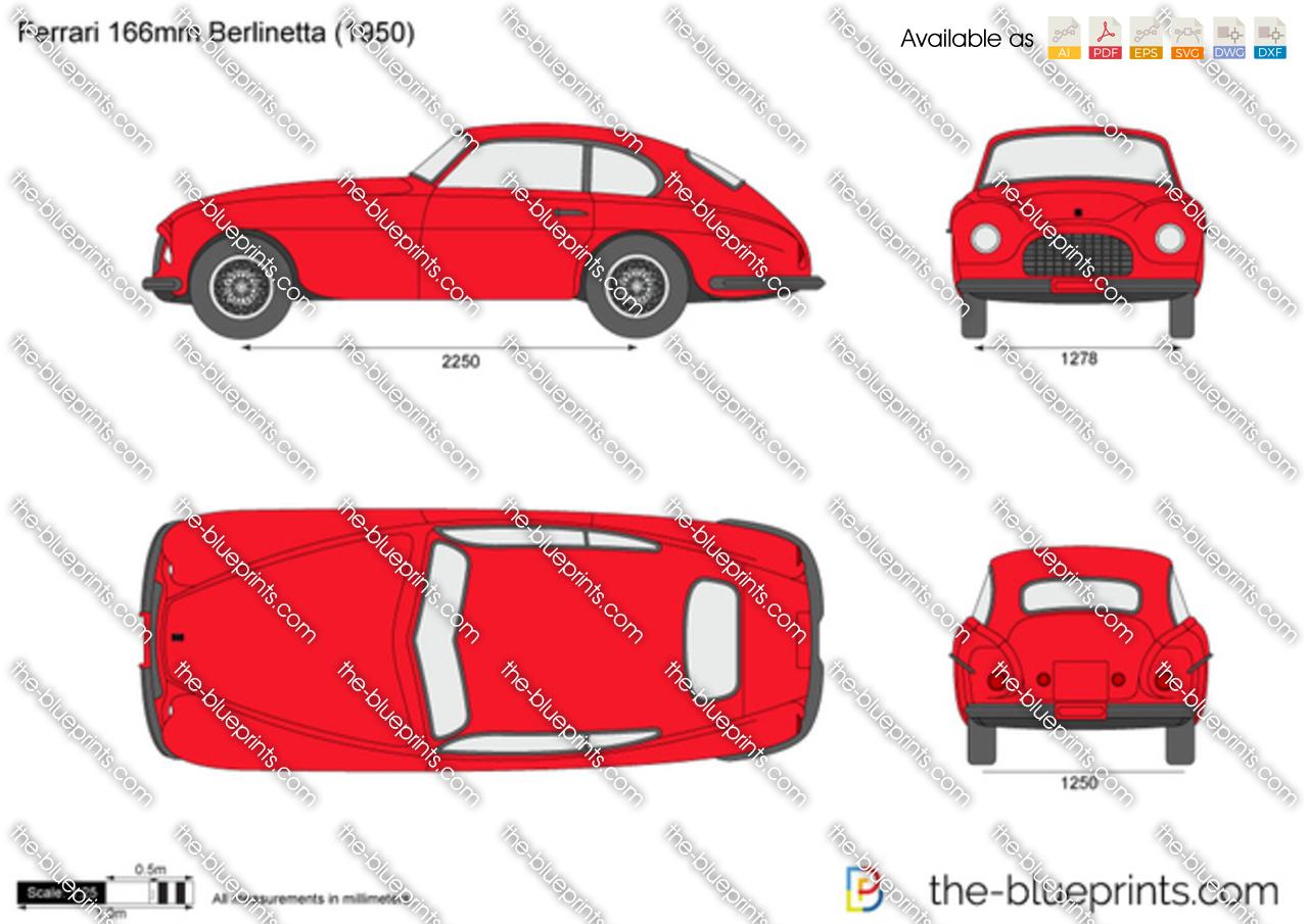 Ferrari 166mm Berlinetta