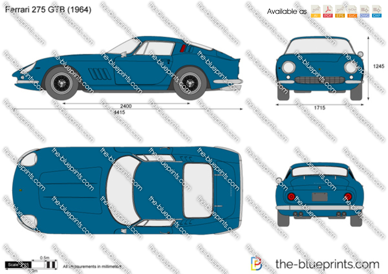 car drawing template