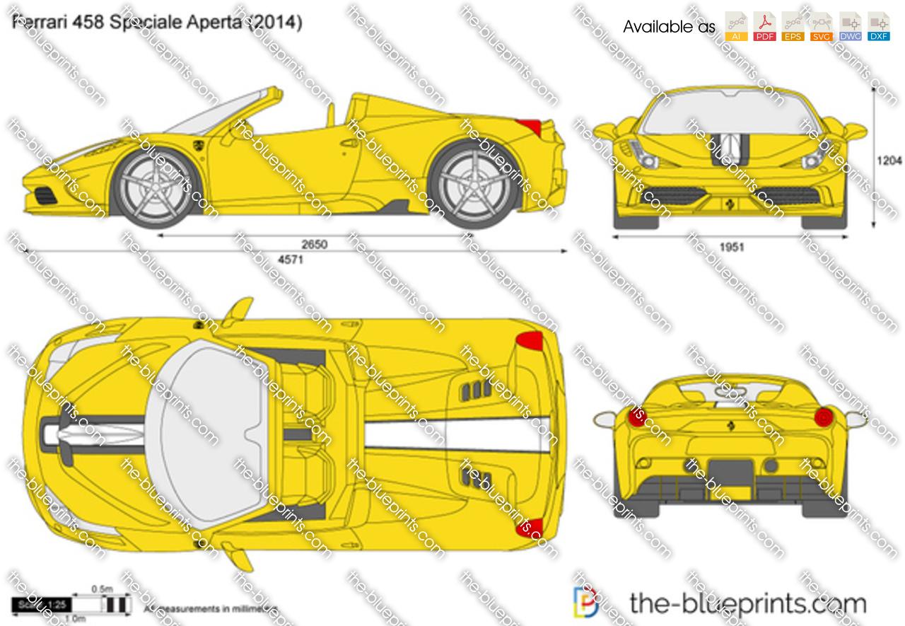 Ferrari 458 Speciale Aperta 2015