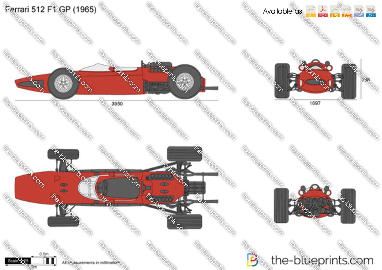 Ferrari 512 F1 GP