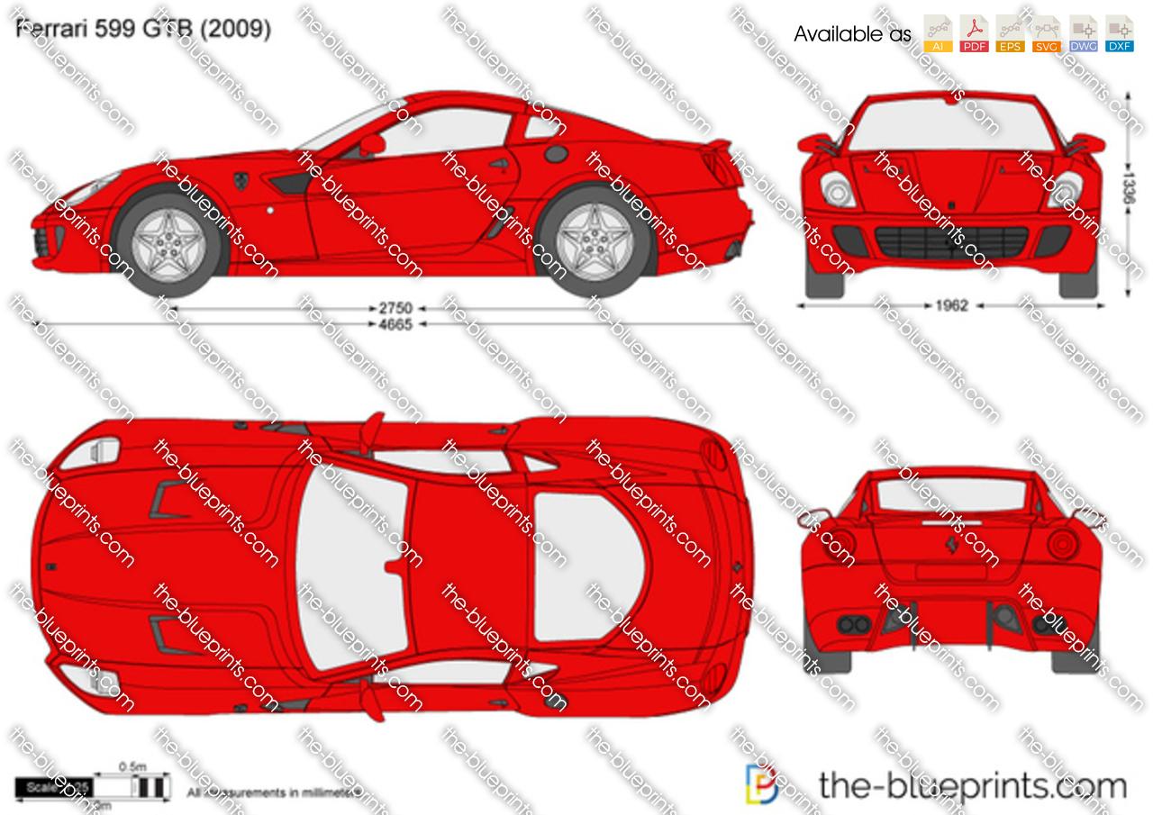 Ferrari 599 GTB 2012