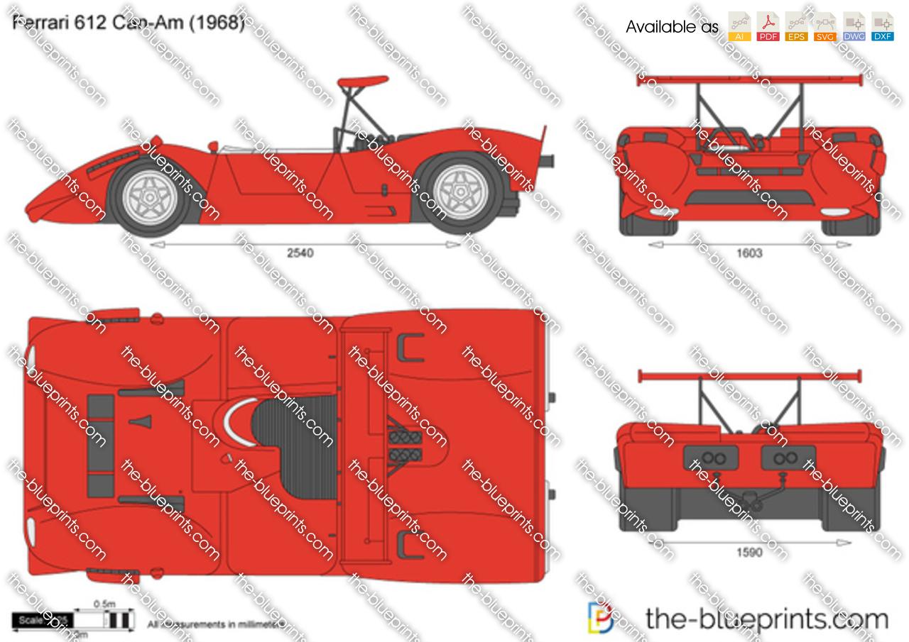 Ferrari 612 Can-Am