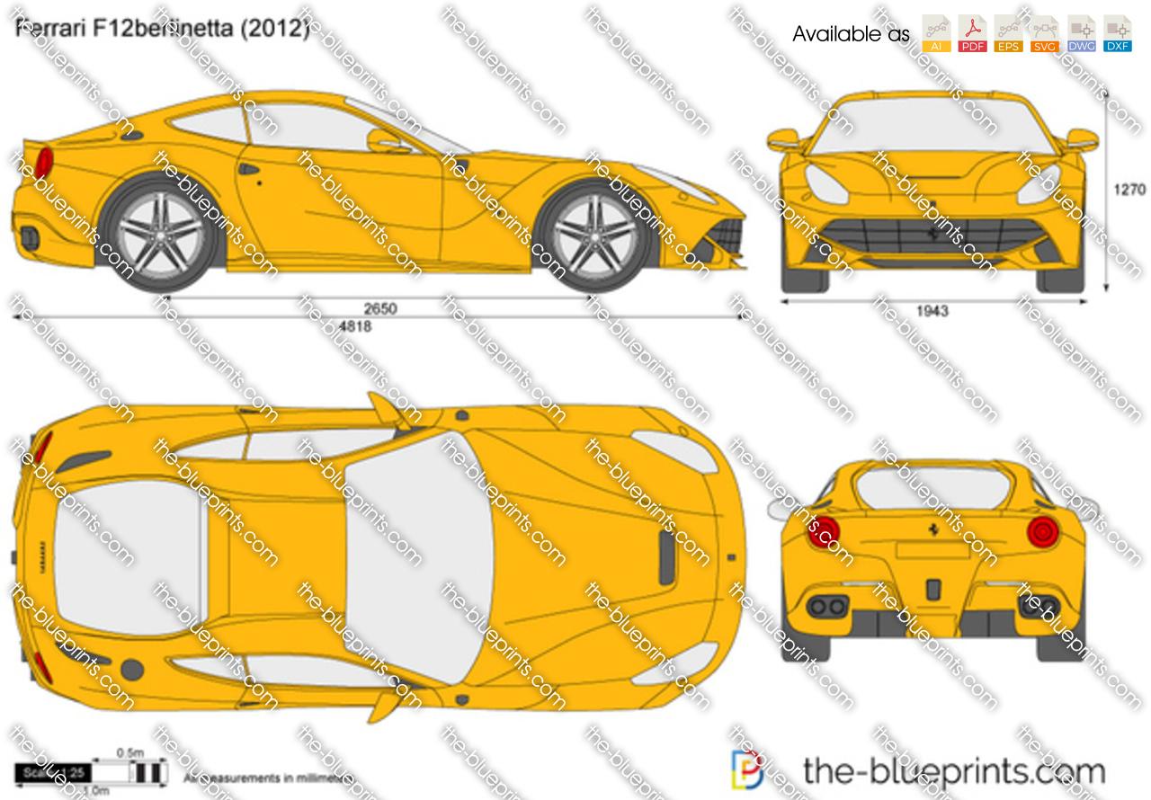 Ferrari F12berlinetta 2013