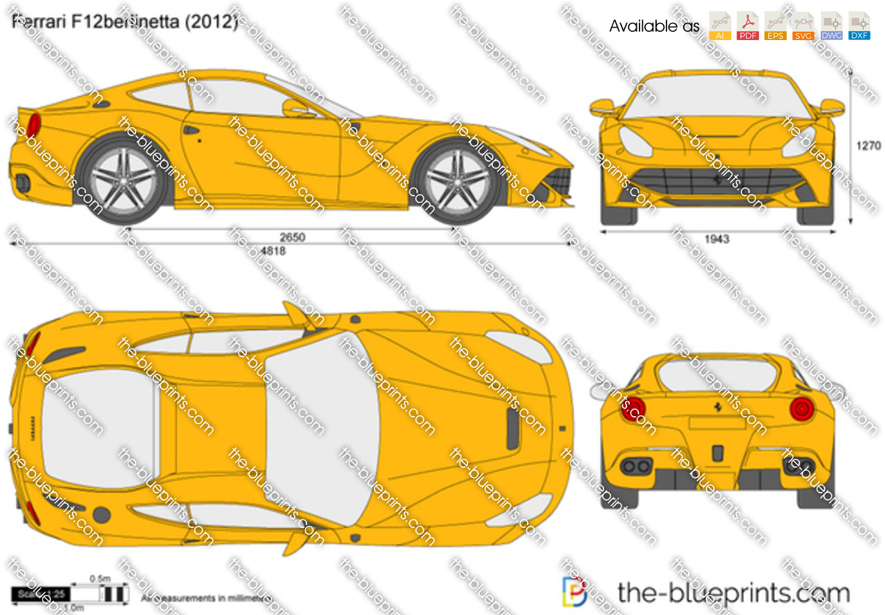 Ferrari F12berlinetta 2014