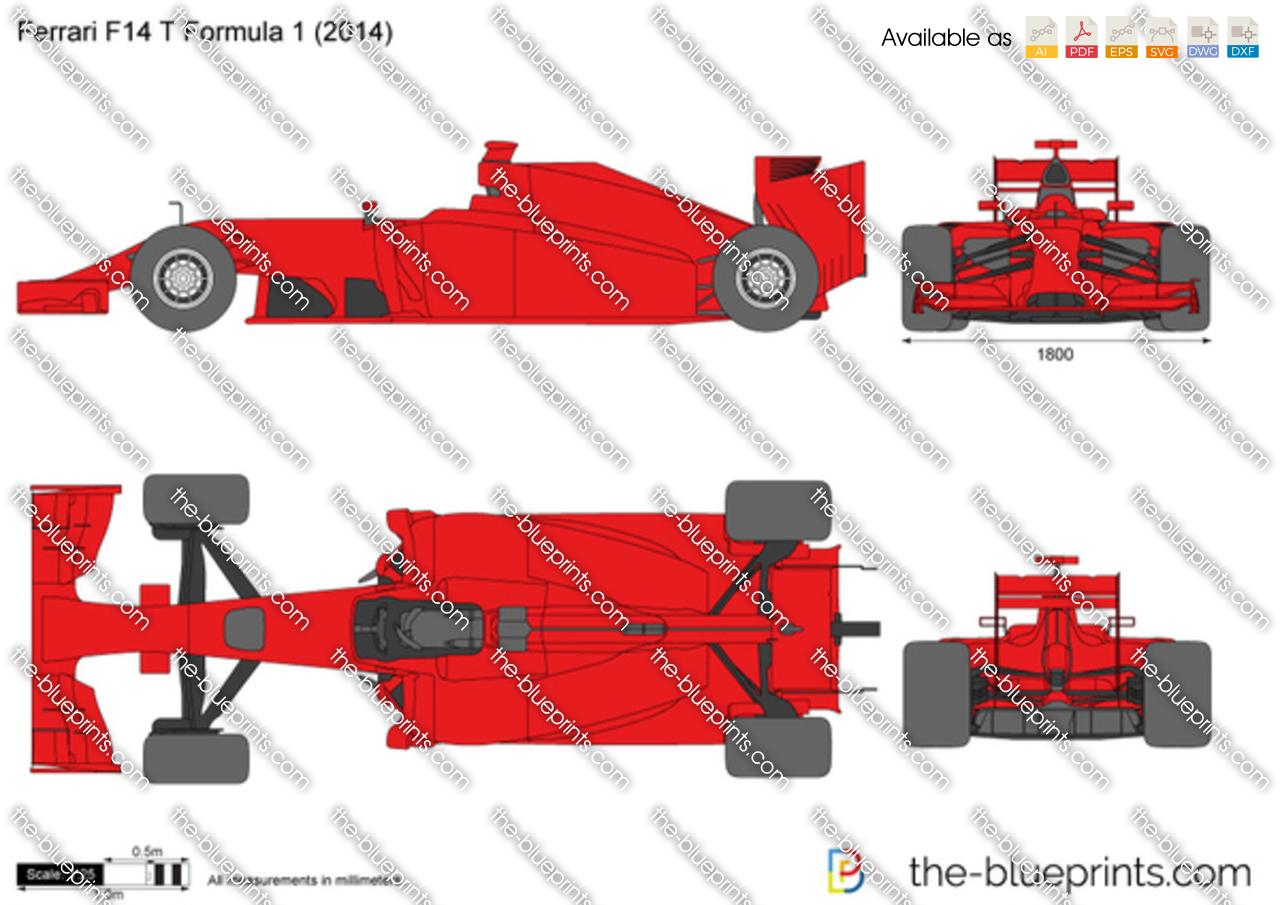 Ferrari F14 T Formula 1