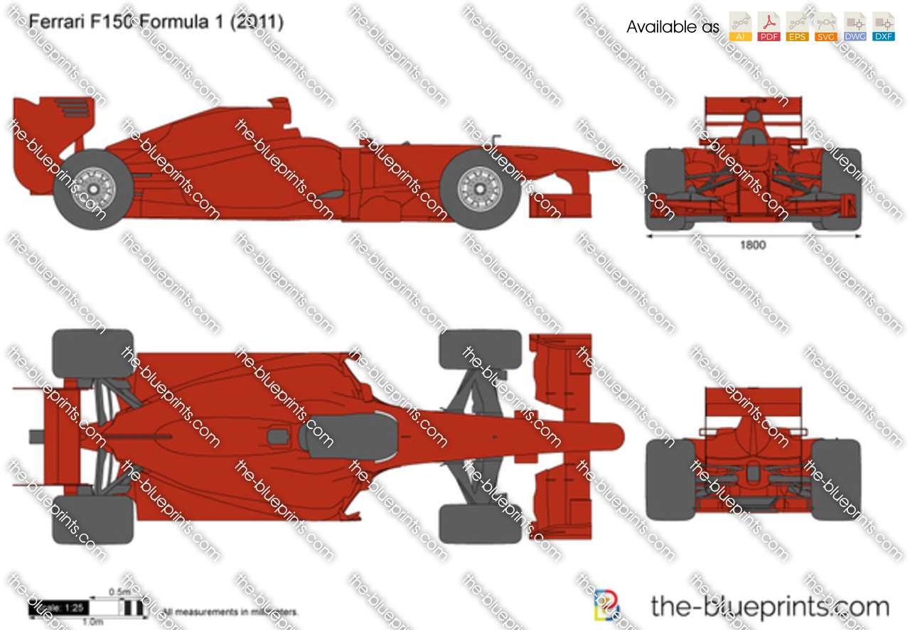 F1 Blueprints - F1technical.net