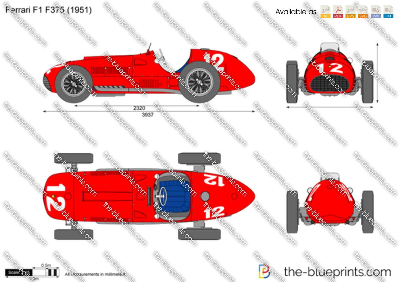 Ferrari F1 F375