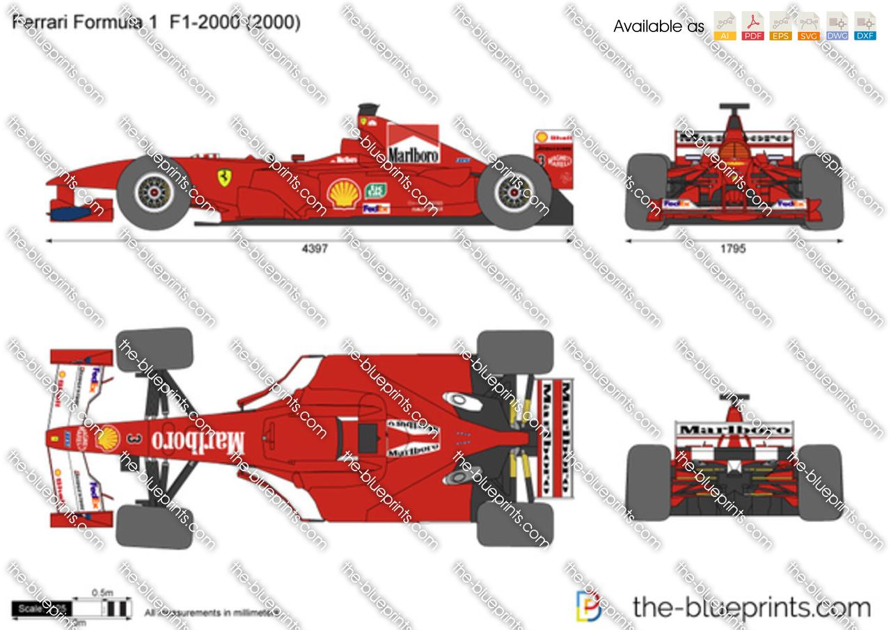 Ferrari Formula 1  F1-2000