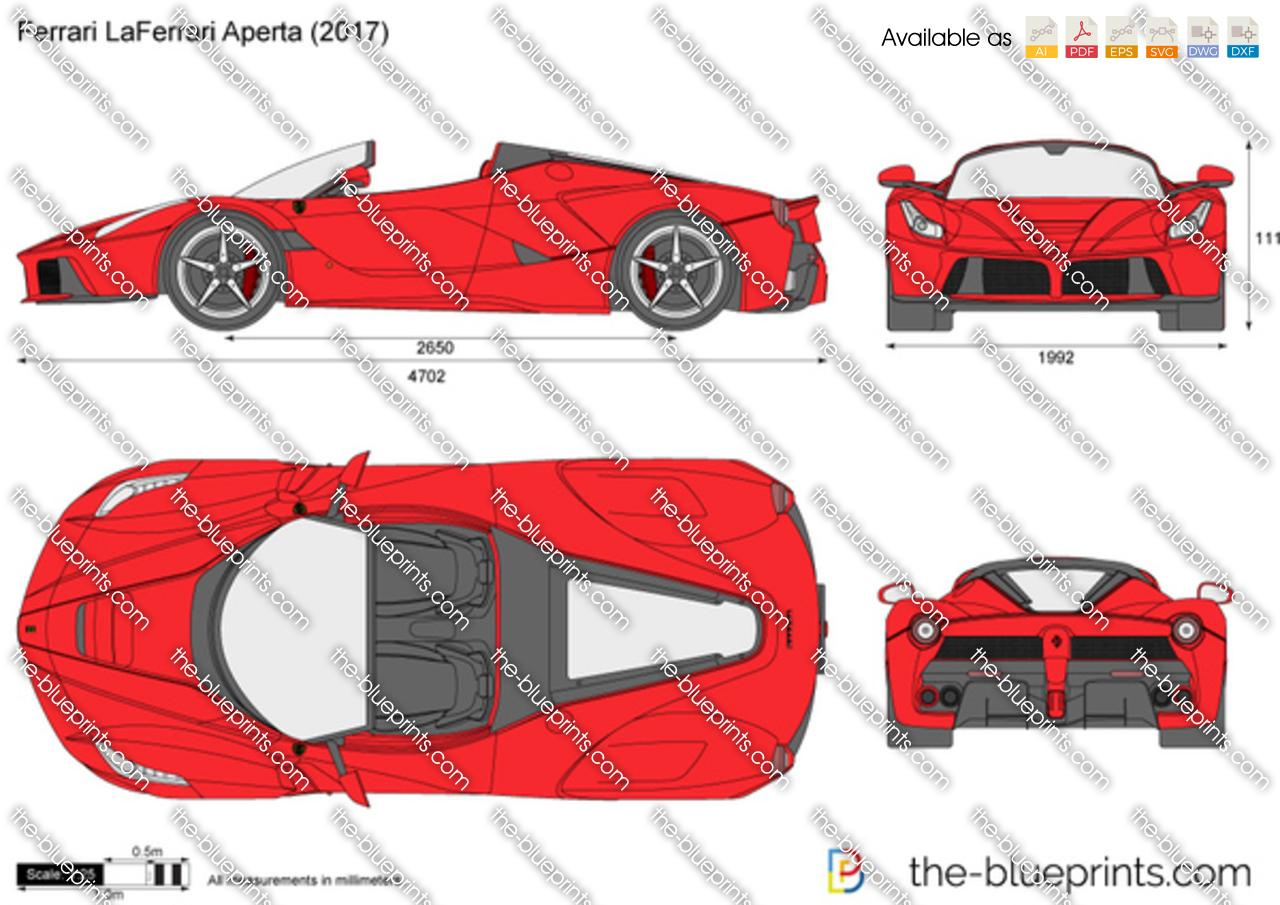 Ferrari LaFerrari Aperta 2015