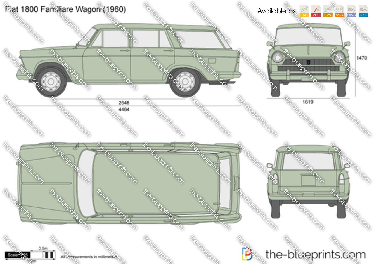 Fiat 1800 Familiare Wagon