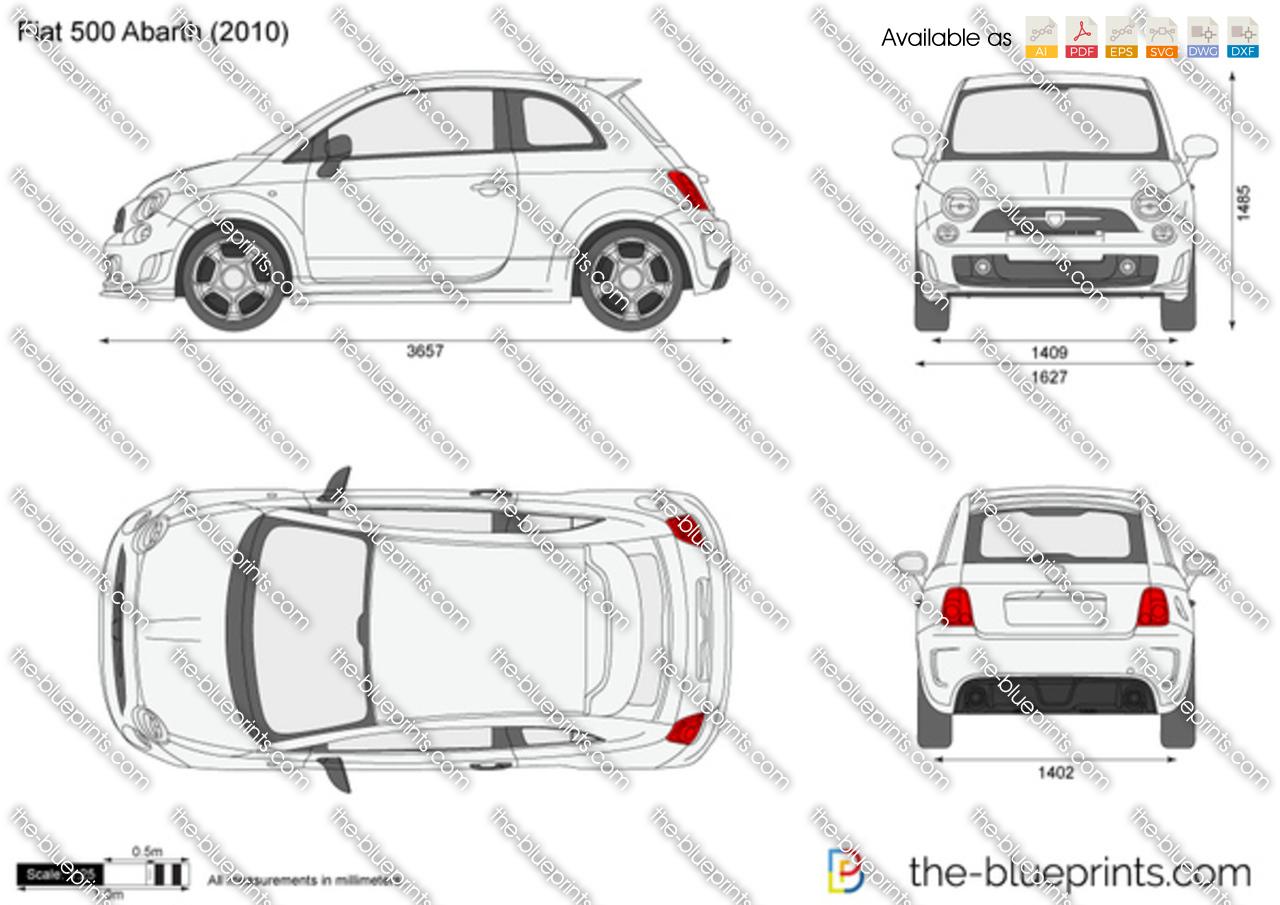 Fiat 500 Abarth 2009