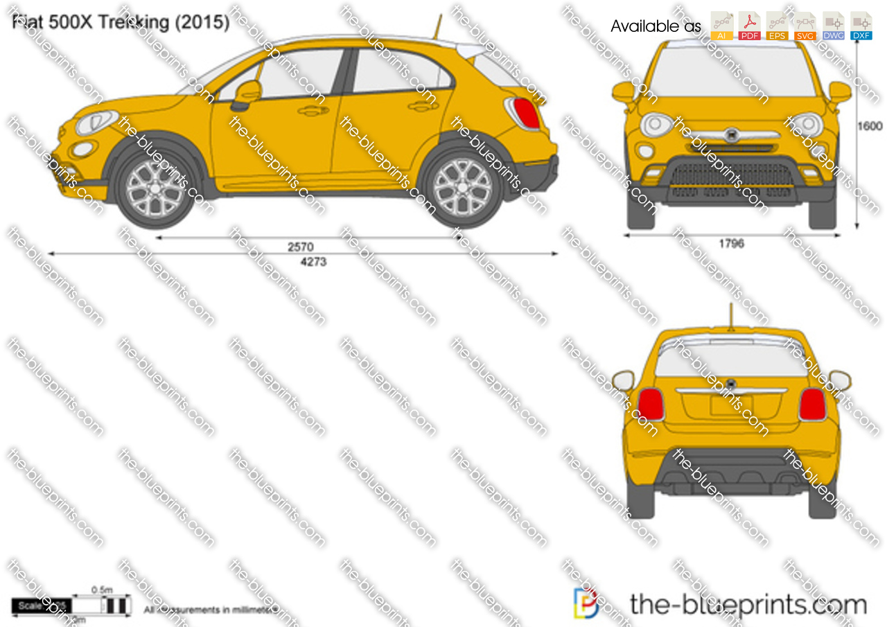 Fiat 500X Trekking