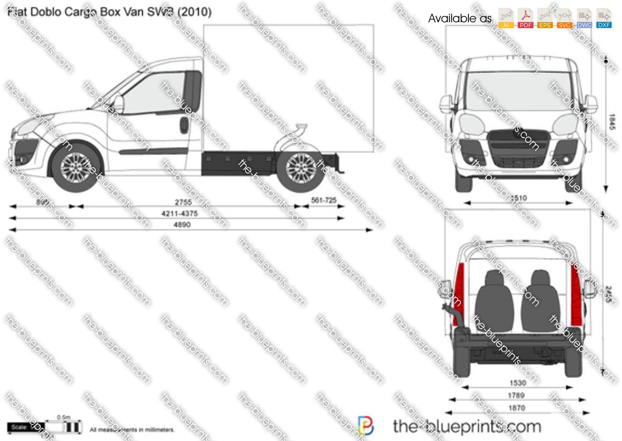 Fiat Doblo Cargo Box Van SWB