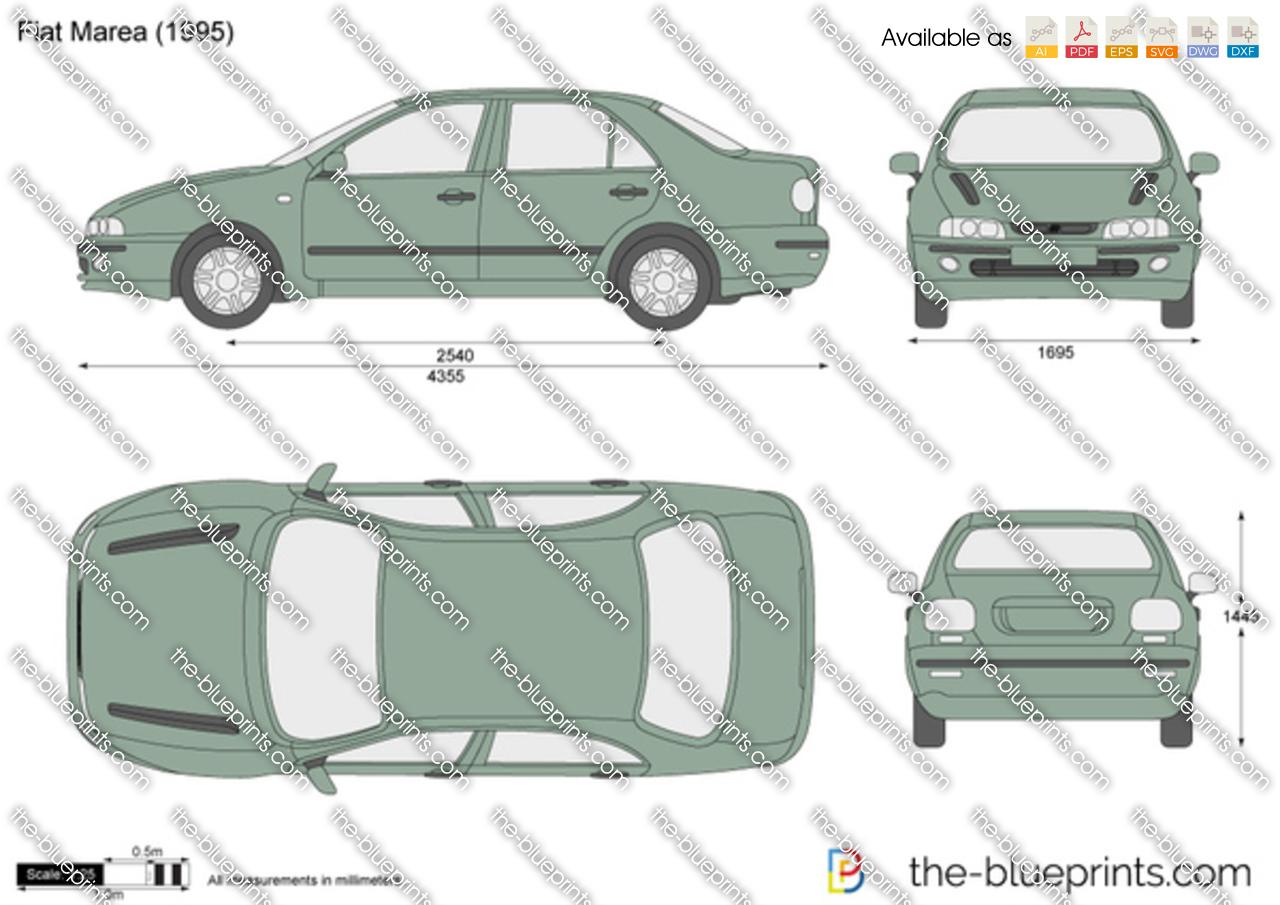 Fiat Marea 1996