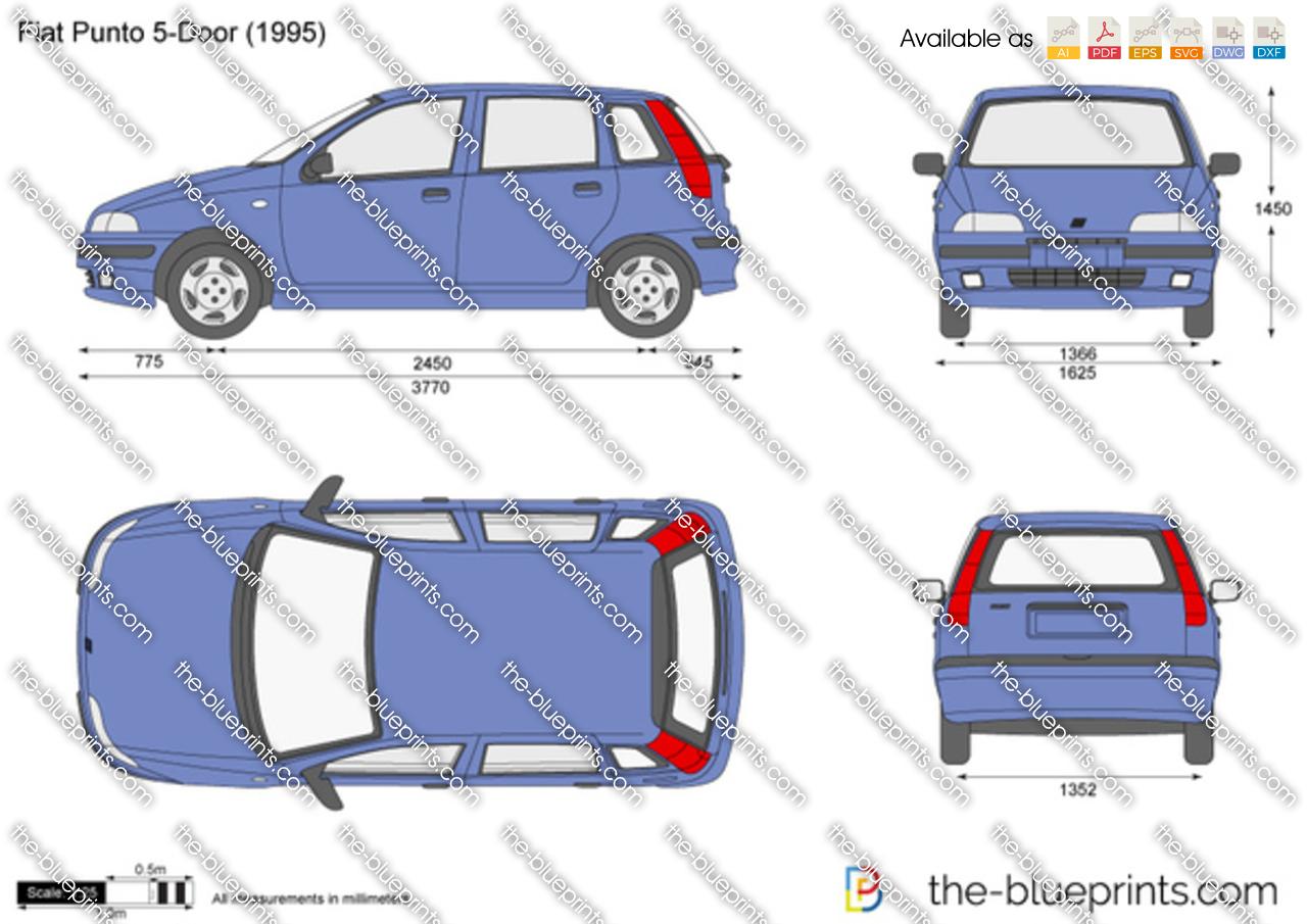 Fiat Punto 5-Door