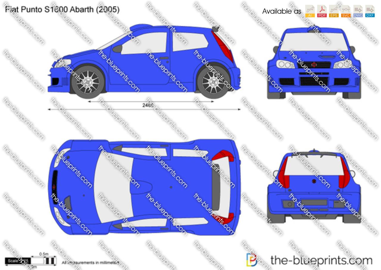 Fiat Punto S1600 Abarth