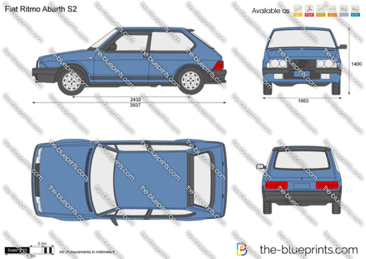 Fiat Ritmo Abarth S2