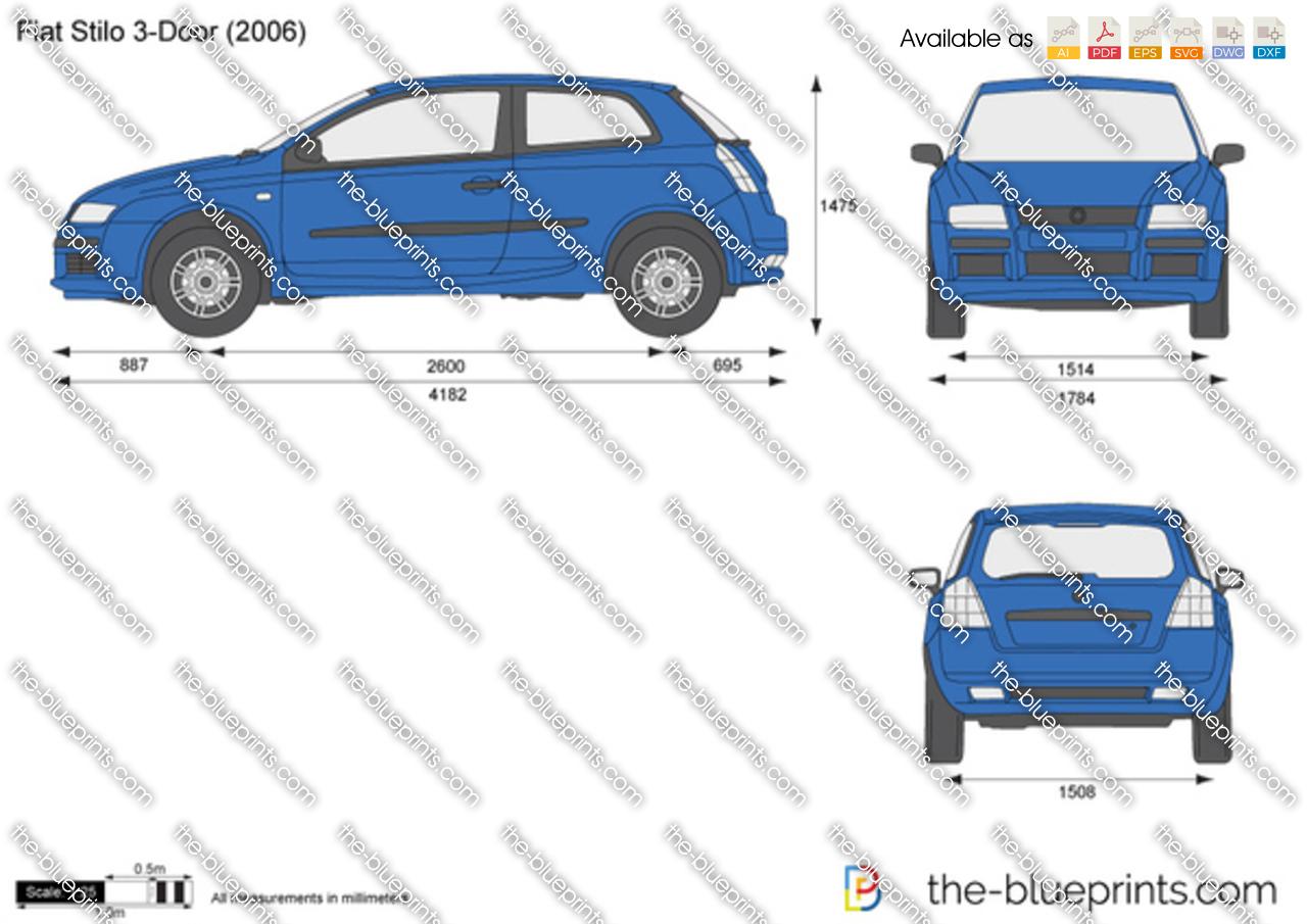 Fiat Stilo 3-Door