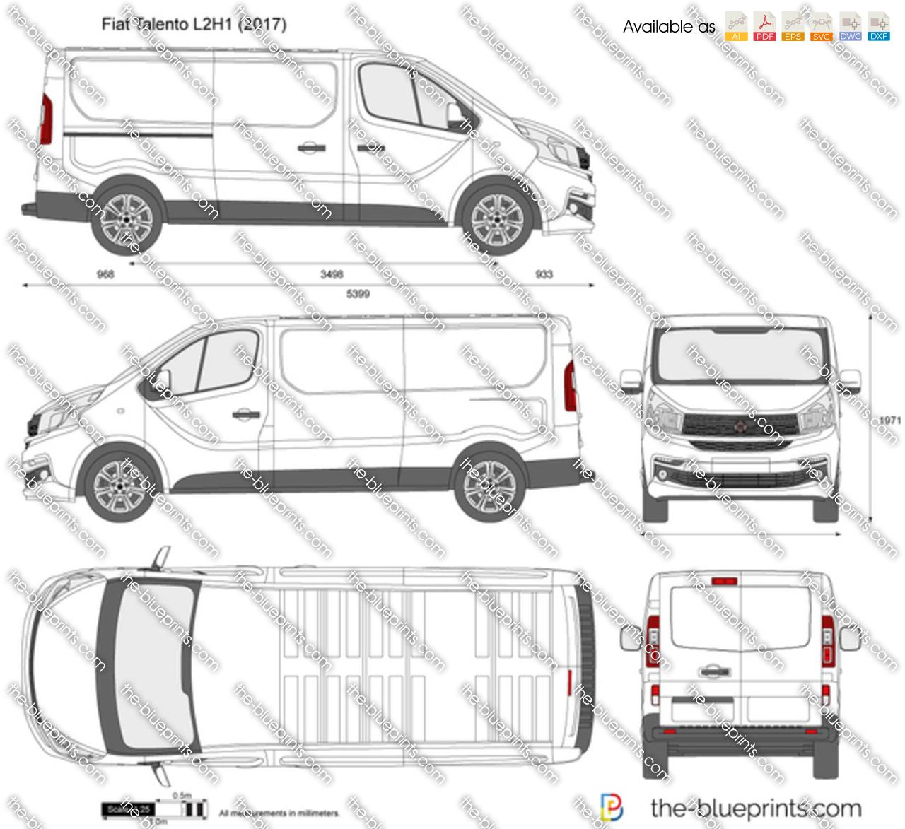 Fiat Talento L2H1