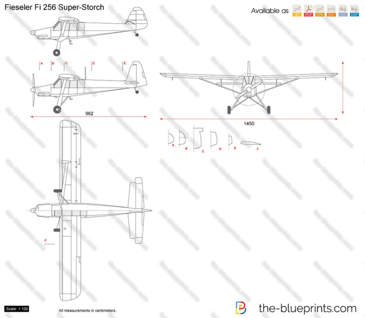 Fieseler Fi 256 Super-Storch