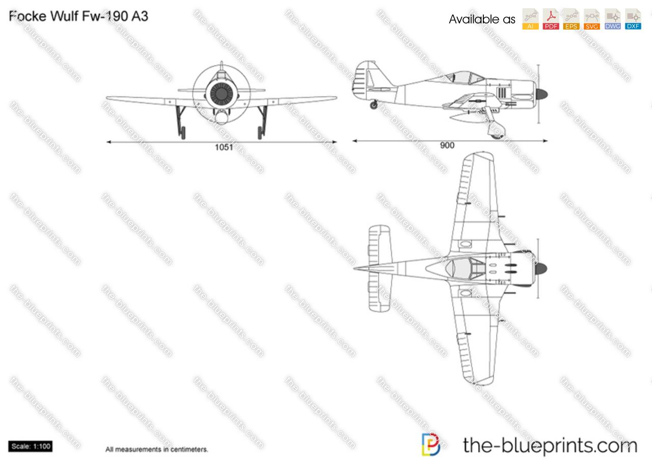 Focke-Wulf Fw 190 A3