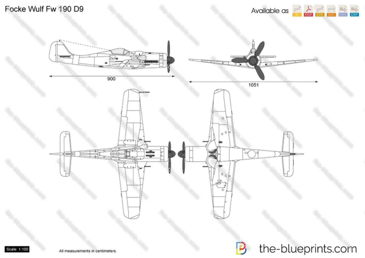 Focke Wulf Fw 190 D9