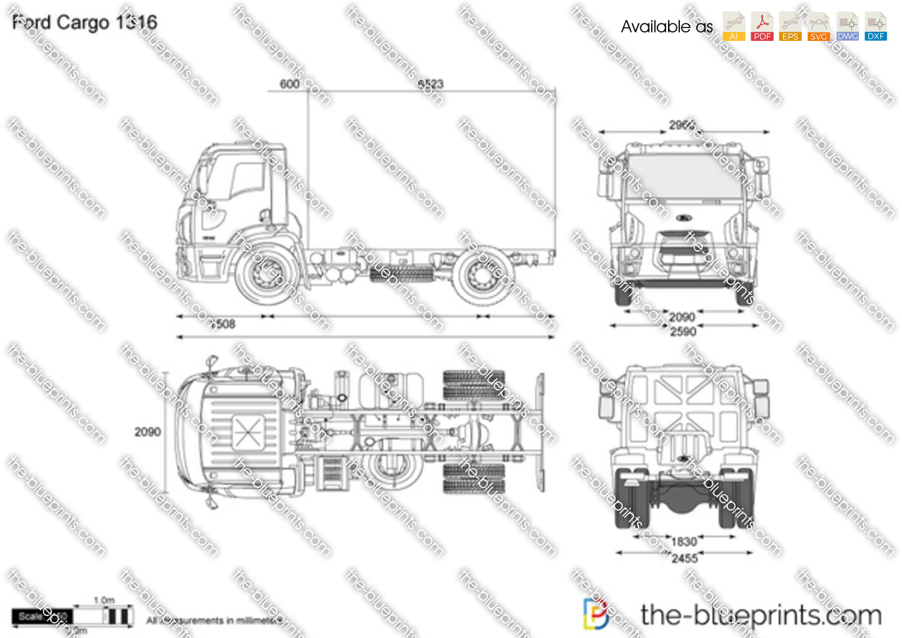 Ford Cargo 1316