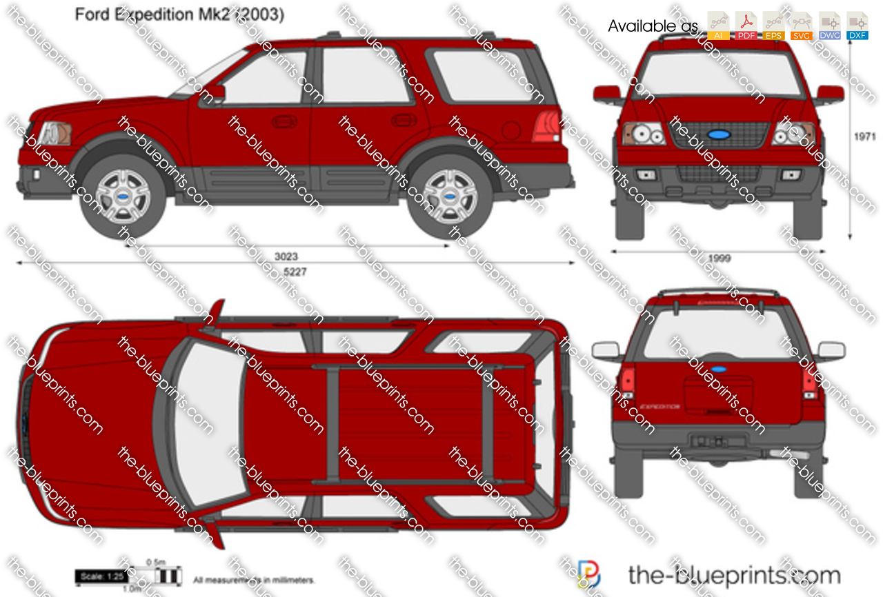 Ford Expedition Mk2