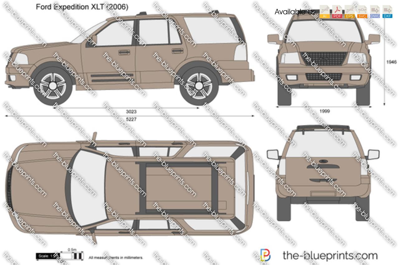 Ford Expedition El Interior Dimensions Image