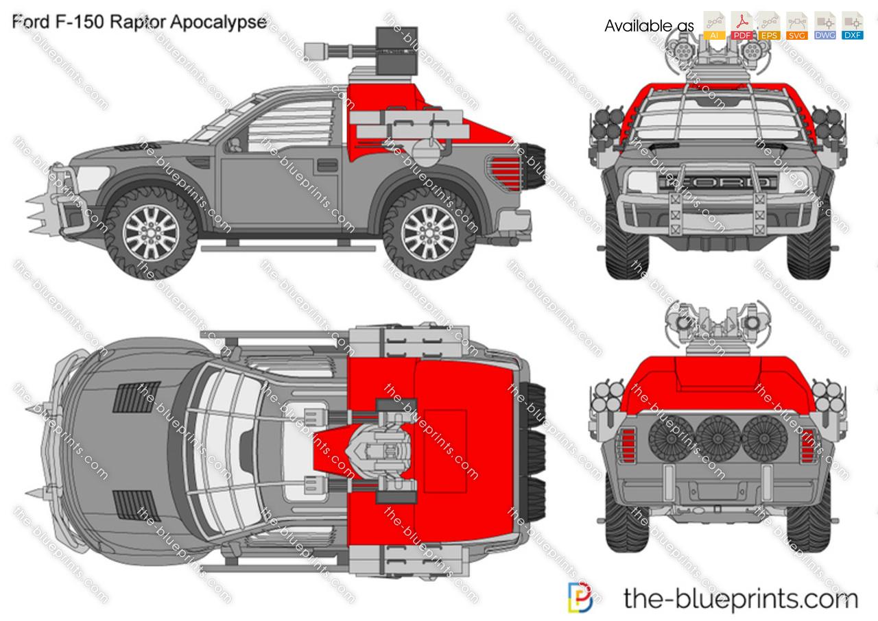 Ford F-150 Raptor Apocalypse