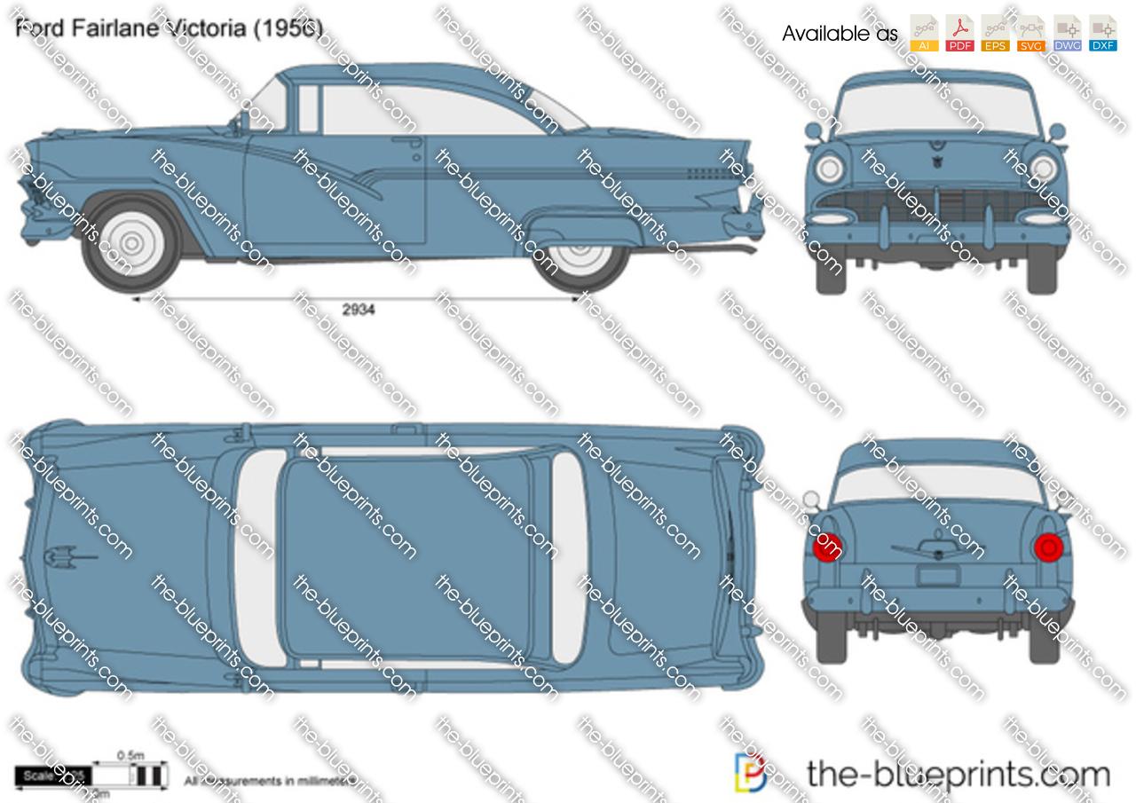 Ford Fairlane Victoria