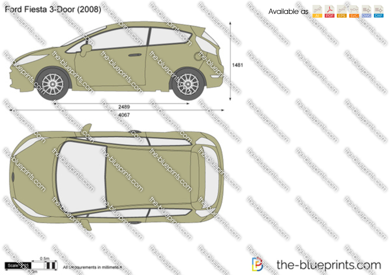 Ford Fiesta 3-Door 2012