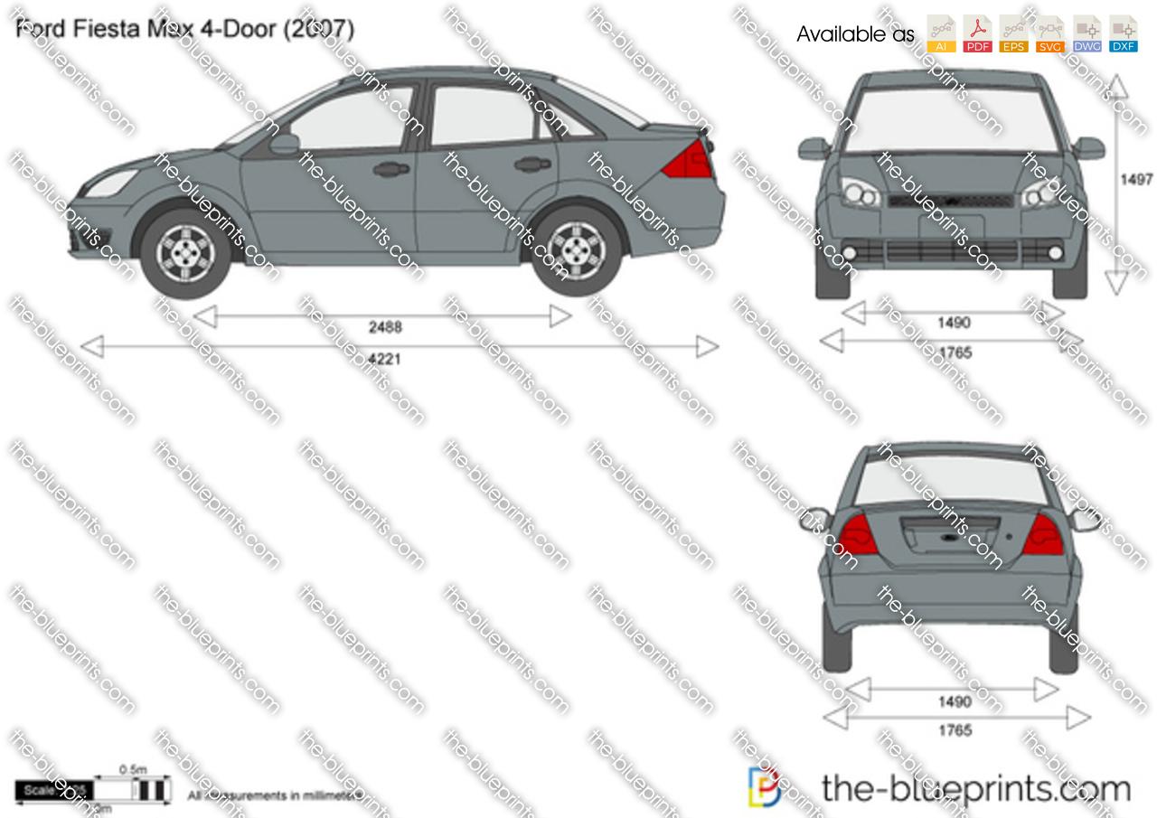 Ford Fiesta Max 4-Door