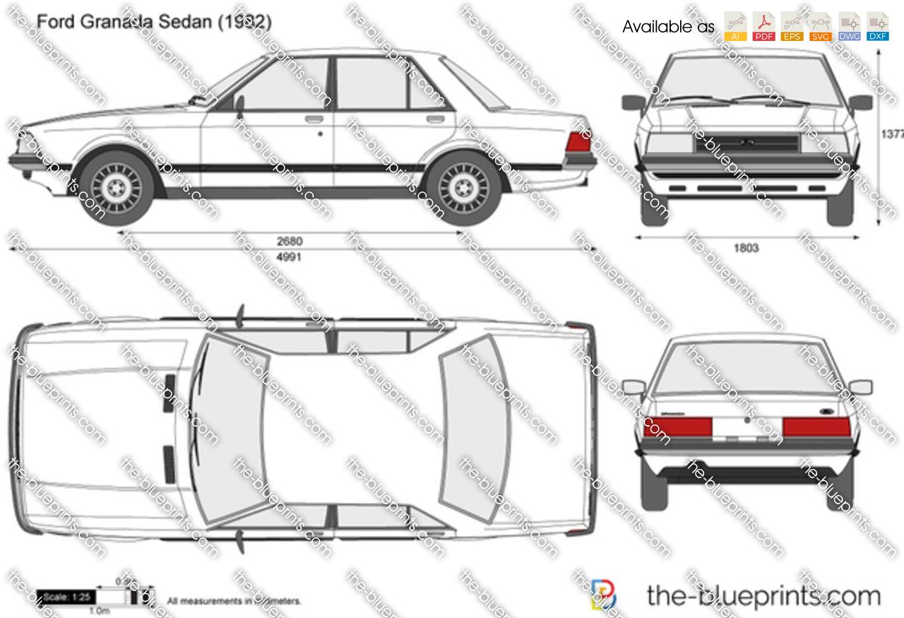 Ford Granada Sedan