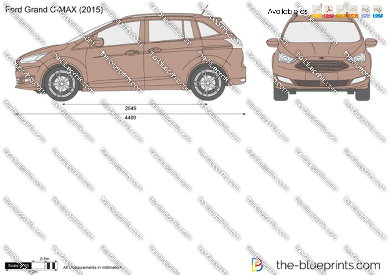 Ford Grand C-MAX 2017
