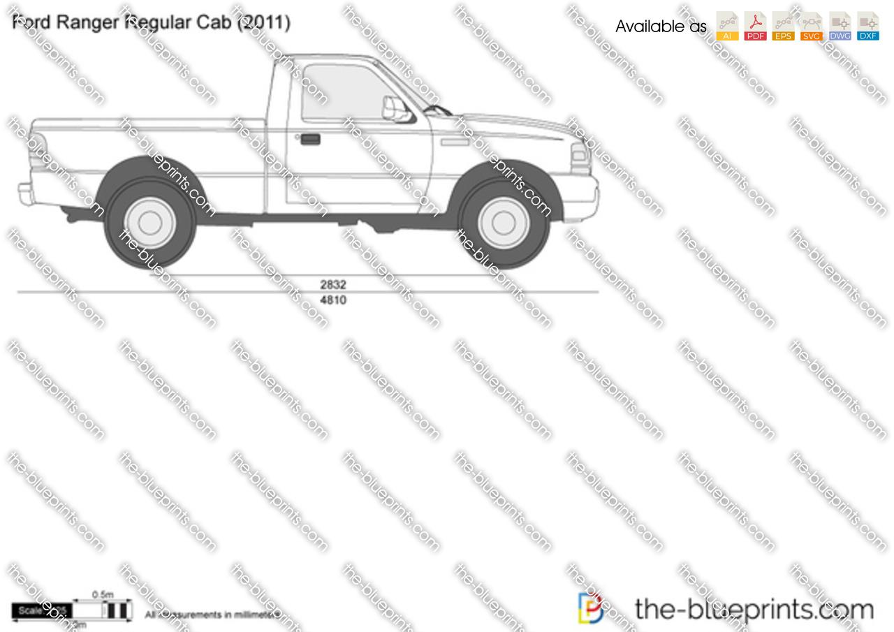 Ford Ranger Regular Cab