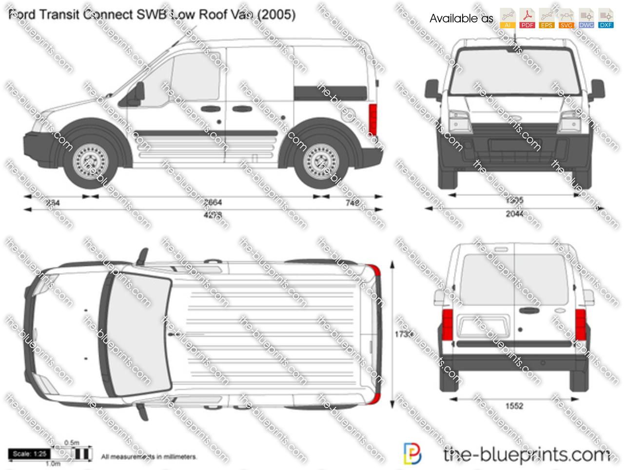 2010 ford transit connect van dimensions. Black Bedroom Furniture Sets. Home Design Ideas