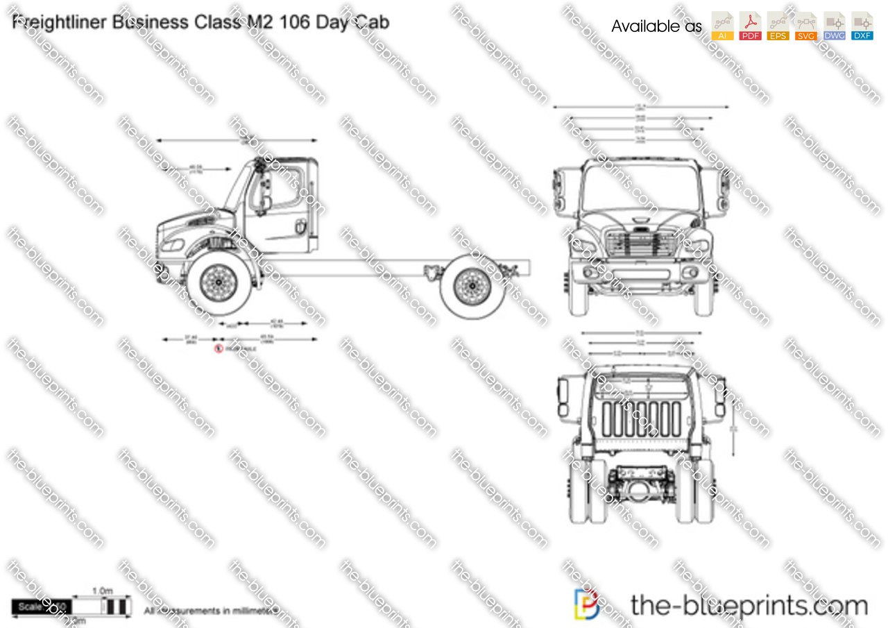 Freightliner business class m2 106 day cab on wiring diagram for light