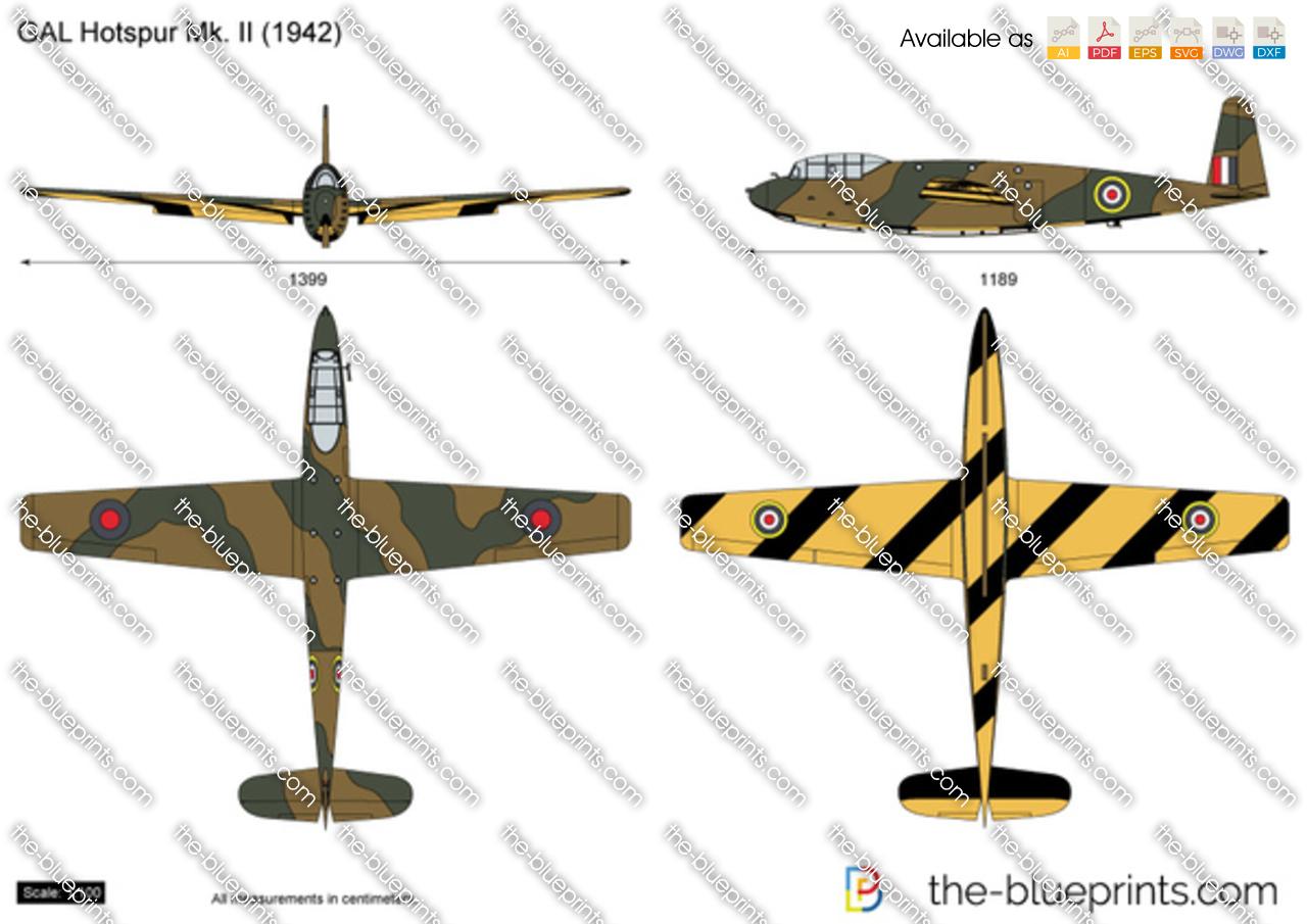 GAL Hotspur Mk. II