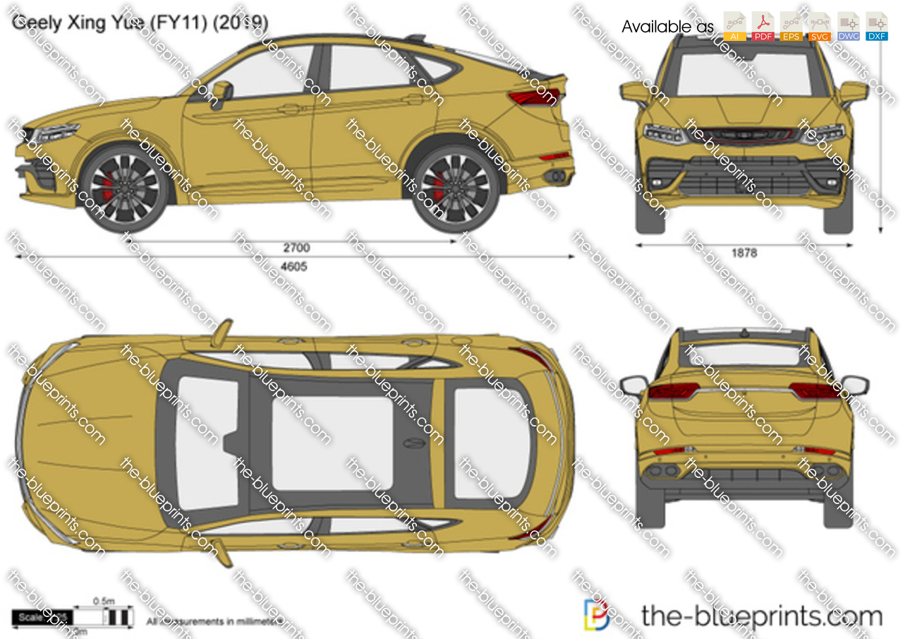 Geely Xing Yue (FY11)