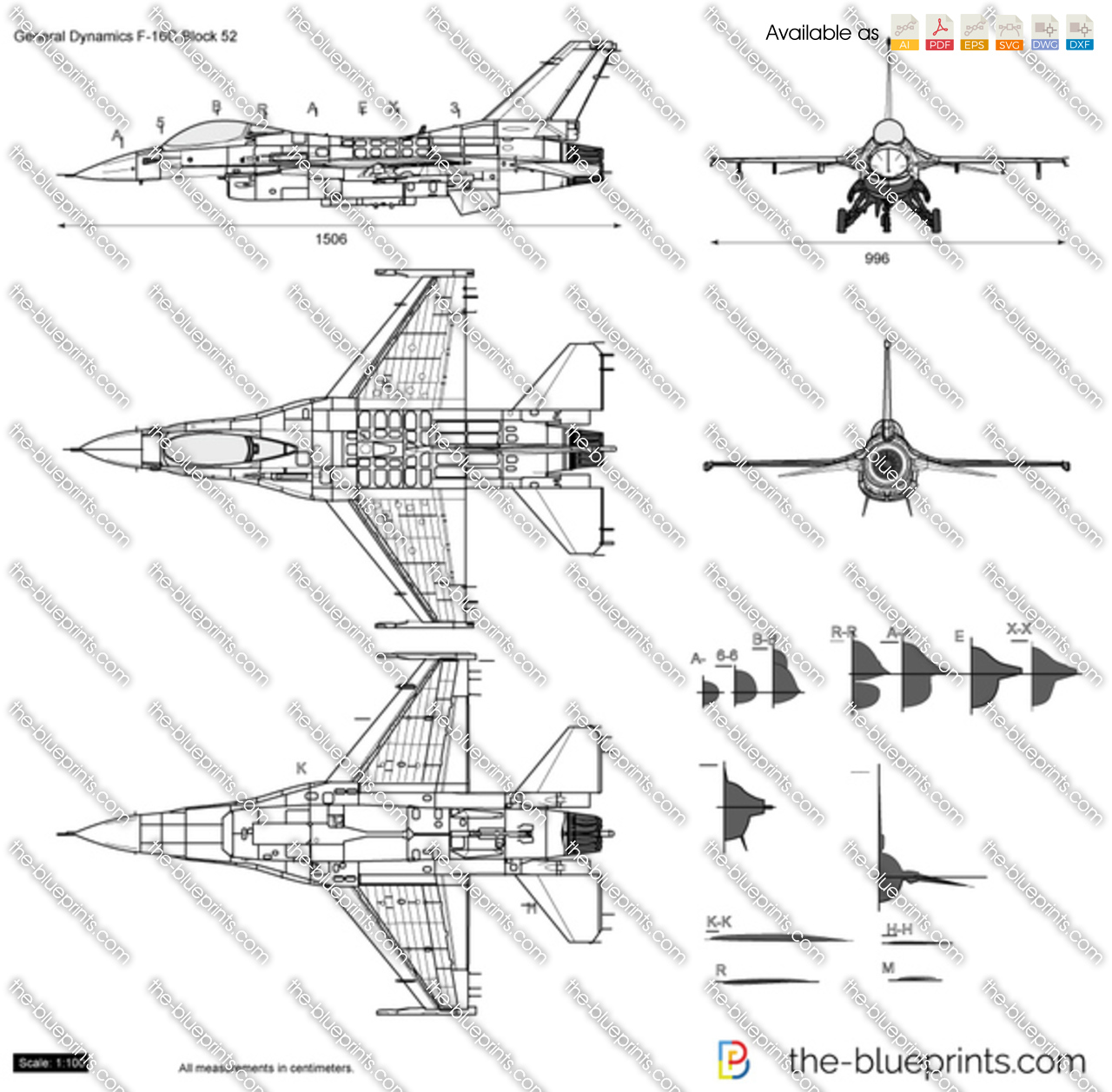 The-Blueprints.com - Blueprints > Modern airplanes > General ...
