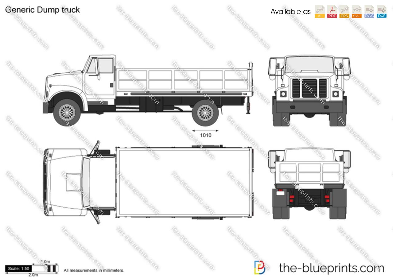 Generic Dump truck