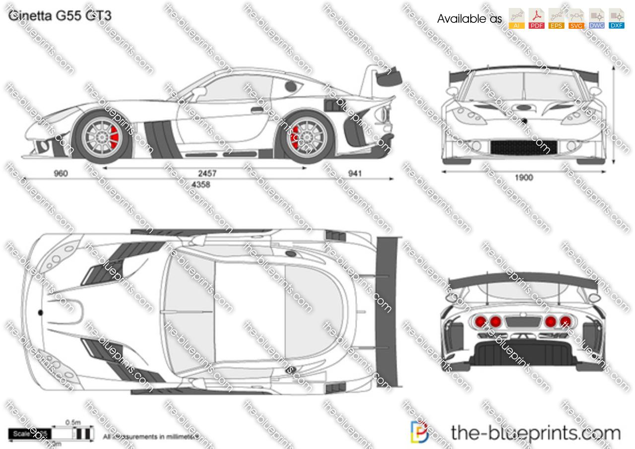 Ginetta G55 GT3 2013