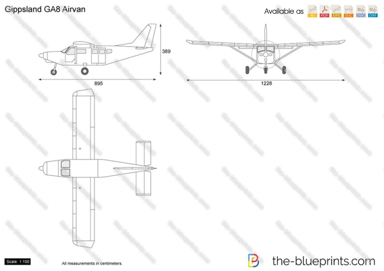 Gippsland GippsAero GA8 Airvan