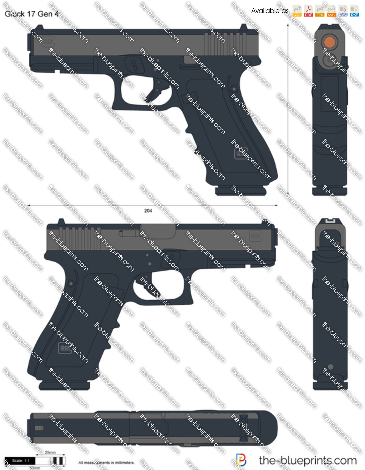 Glock 17 Gen 4