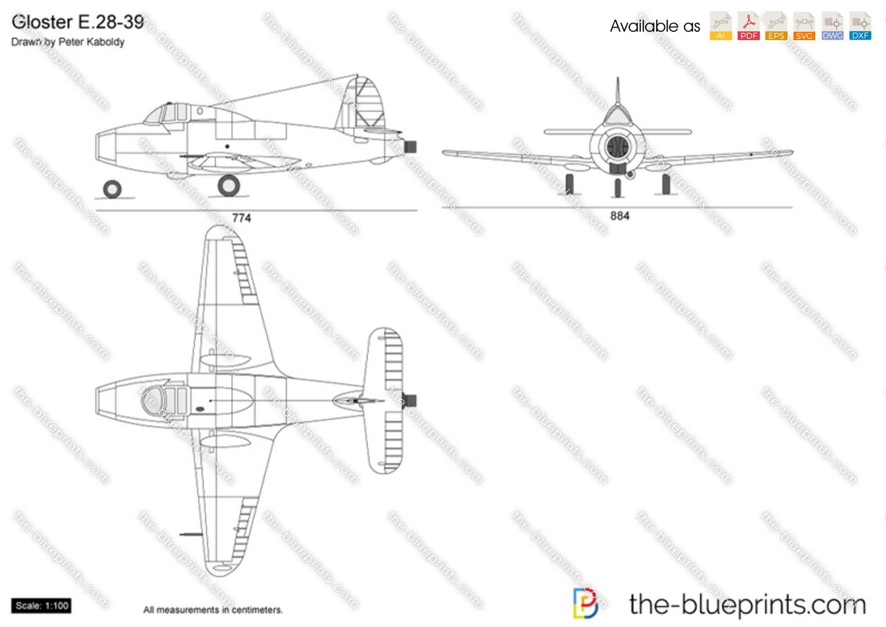 Gloster E.28-39