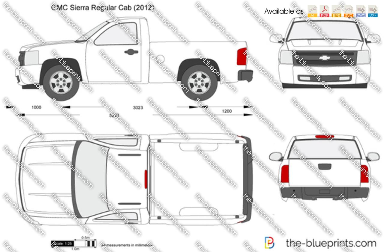 GMC Sierra Regular Cab