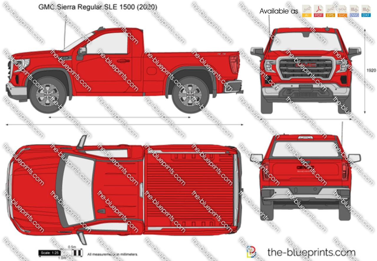 GMC Sierra Regular SLE 1500