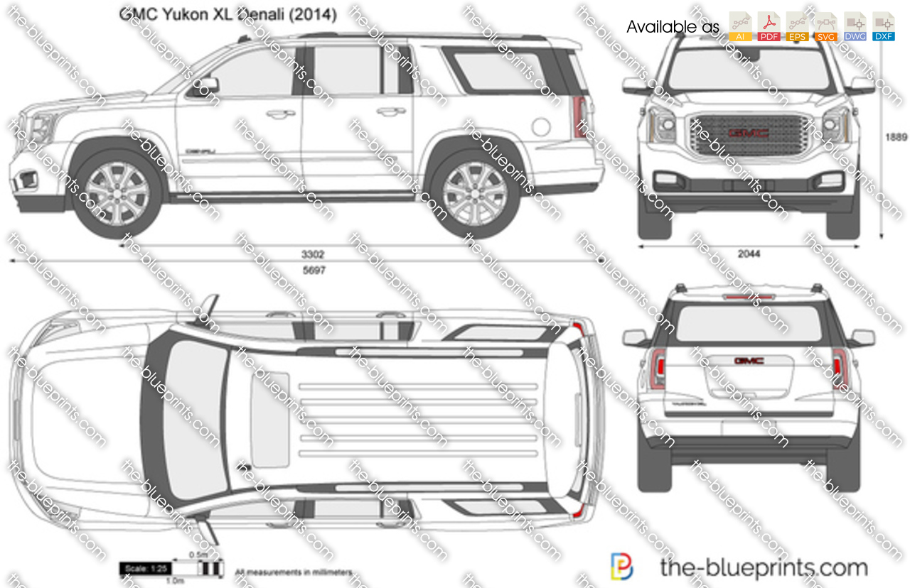 GMC Yukon XL Denali